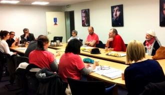 Rencontre avec les élus du CNPA