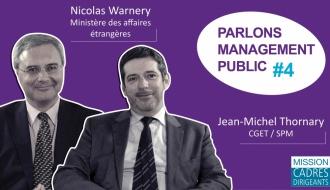 Parlons management public #4