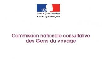 Commission nationale consultative des gens du voyage : travail sur les décrets d'application de la loi Egalité et citoyenneté