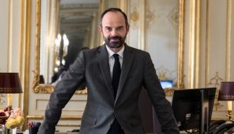 Édouard Philippe est nommé Premier ministre
