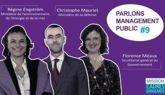 Parlons management public #9
