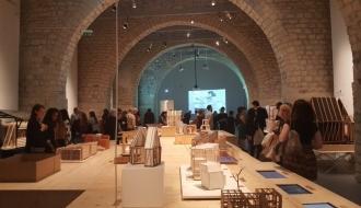 Habitat temporaire : exposition Mini Maousse 6 à Paris