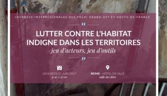 A venir : journée interrégionale pour la lutte contre l'habitat indigne à Reims