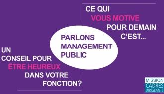 Parlons management public #11