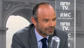 """Édouard Philippe : """"Les Français ont envie d'une transformation en profondeur"""""""