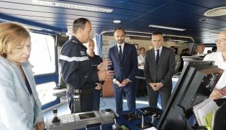 Discours du Premier ministre à Toulon