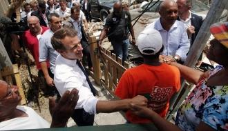 Irma : les priorités de l'État pour Saint-Martin et Saint-Barthélemy