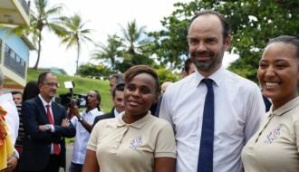 Déplacement du Premier ministre dans les Antilles