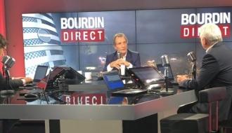 Thierry LEPAON invité de BOURDIN DIRECT sur RMC
