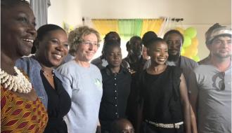 En visite à Saint-Martin, Muriel Pénicaud annonce de nouvelles mesures en faveurs des entreprises et des salariés