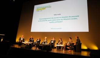 Thierry LEPAON a participé aux rencontres nationales des missions locales à Bordeaux