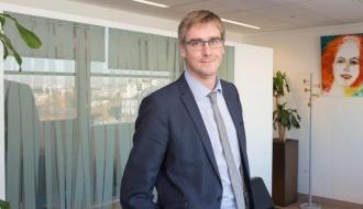 Olivier Noblecourt, délégué interministériel à la préventionet à la lutte contre la pauvreté