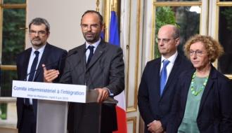 Le Premier ministre a annoncé des mesures visant à améliorer l'apprentissage du français pour les étrangers vivant en France lors du comité interministériel à l'intégration
