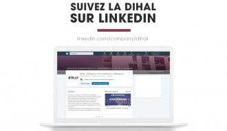 La Dihal désormais sur Linkedin !