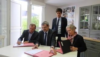 Plan quinquennal pour le Logement d'abord : signature d'une convention entre Nexity, l'Anah et la Dihal