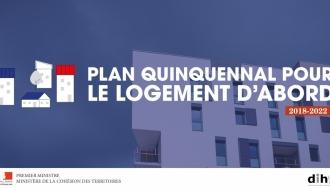 Comité de pilotage du Plan Logement d'abord : présentation des mesures du plan et suivi des territoires