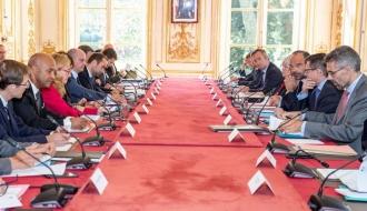 6ème comité interministériel pour la reconstruction des îles de Saint-Barthélemy et de Saint-Martin