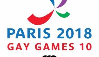 Dans moins de 10 jours : coup d'envoi des Gay Games - Paris 2018