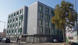 Logement des travailleurs migrants : inauguration d'une résidence sociale à Garges-lès-Gonesse (95)