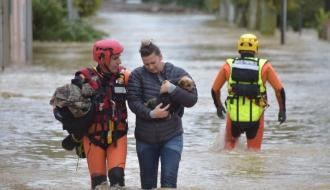 Intempéries dans l'Aude : le Gouvernement et les secours sont pleinement mobilisés