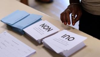 La Nouvelle-Calédonie fait le choix de rester française