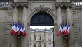 Les chefs de partis reçus à Matignon par le Premier ministre