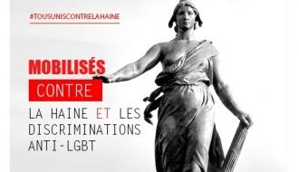 Mesures d'urgence conte la haine envers les personnes LGBT