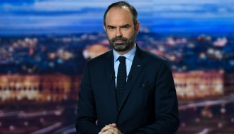 """Edouard Philippe : """"Ceux qui remettent en cause les institutions n'auront pas le dernier mot"""""""