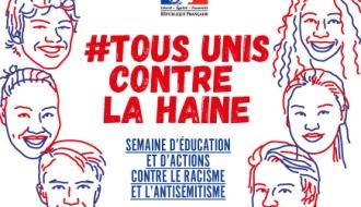 Lancement de la Semaine d'éducation et d'actions contre le racisme et l'antisémitisme 2019