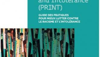 """Projet européen """"PRINT"""" Publication d'un guide pratique pour lutter contre le racisme et l'intolérance"""