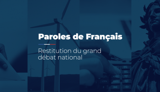 On fait le point sur : la restitution du grand débat national