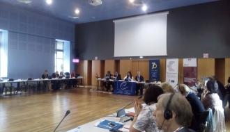 Les 47 pays membres du Conseil de l'Europe réunis à Toulouse lors de la 17ème rencontre du CAHROM