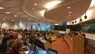 Accueil, logement et intégration des réfugiés : la DIHAL invitée pour intervenir au sein de différentes conférences européennes à Bruxelles.