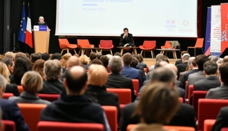 PREMIERE RENCONTRE NATIONALE DES 24 TERRITOIRES D'INNOVATION