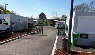 Fermeture de l'espace temporaire d'insertion Joséphine-Baker à Strasbourg : la fin des bidonvilles à Strasbourg