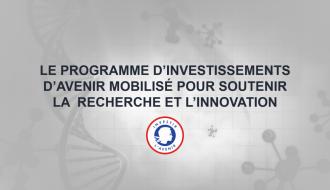 Covid-19: le SGPI se mobilise pour soutenir la recherche et l'innovation