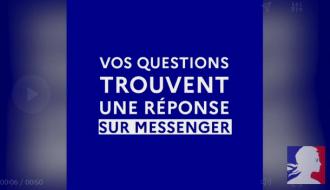 COVID-19 | Vos questions trouvent une réponse sur Messenger | Gouvernement