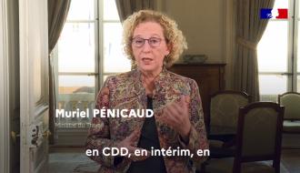 COVID-19 | Muriel Pénicaud répond à vos questions | Gouvernement