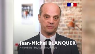 COVID-19 | Jean-Michel Blanquer vous répond sur le retour des enfants à l'école | Gouvernement