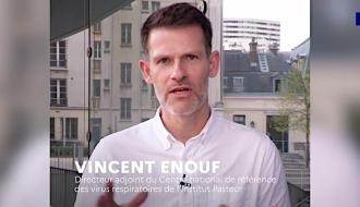 COVID-19 | Vos questions à Vincent Enouf de l'Institut Pasteur | Gouvernement