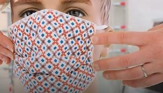 COVID-19 | La production à grande échelle de masques grand public est en cours | Gouvernement
