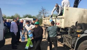 Campements et bidonvilles : une mobilisation partenariale forte pour porter assistance aux habitants et prévenir les risques sanitaires