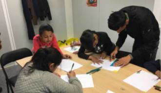 Scolarisation des enfants vivant en bidonvilles : une rentrée sous le signe de la mise en place du programme de médiation scolaire