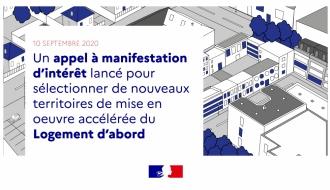 Emmanuelle Wargon annonce une nouvelle étape dans le déploiement du plan Logement d'abord