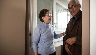 Échanges autour de l'accès au logement du public senior en situation de précarité en Seine-Saint-Denis