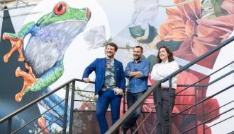 Interview des trois cofondateurs de Treefrog Therapeutics, la jeune startup bordelaise qui révolutionne le marché des thérapies cellulaires
