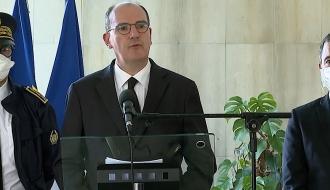 Déplacement du Premier ministre dans les Alpes-Maritimes