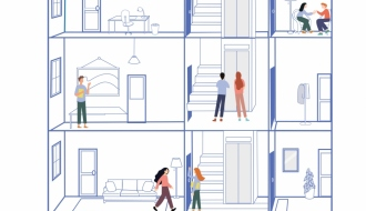 Création de 26 équipes mobiles de visite à domicile des personnes menacées d'expulsions en 2021 et 2022
