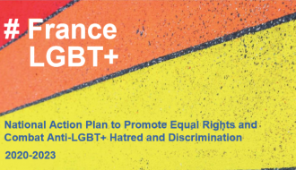 France's national plan to promote equal rights and combat anti-LGBT+ hatred and discrimination