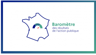 Lancement du baromètre des résultats de l'action publique